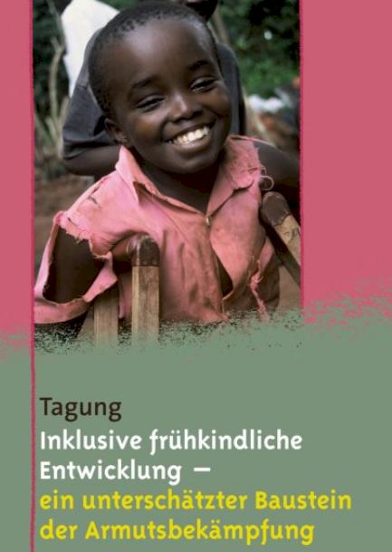 Inclusive Early Childhood Development