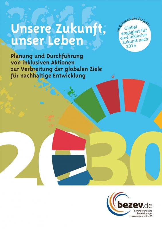 Post-2015 Broschüre: Unsere Zukunft, unser Leben
