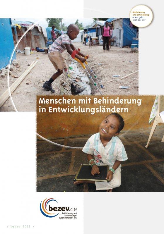 """Aktionspaket """"Behinderung und Entwicklung – was geht mich das an?"""""""