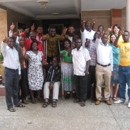 Impressionen vom Partnerworkshop in Ghana